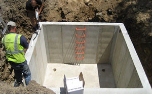 Underground Water Tank Waterproofing solution